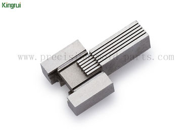 China Square HSS Precision Mold Parts With Grinding / EDM Processing , Precision Car Parts supplier