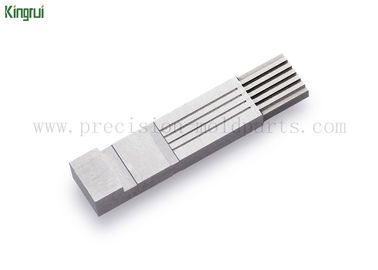 China SKD61 Material Inserts Precision Mold Parts Rectangular Discharge supplier