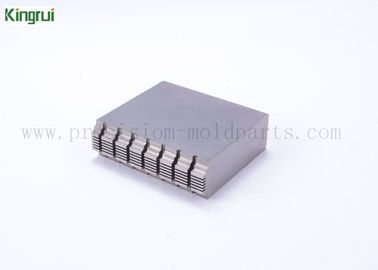 China KR012  Small Cube EDM Spare Parts Custom Precision Head Complicated supplier