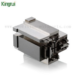 China KR013 EDM Spare Parts Customized Square Drawing Processing Square Shape supplier