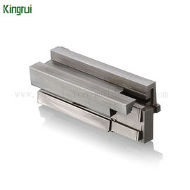 China Stainless Steel Square Precision Machined Components of Tolerance 0.005 supplier