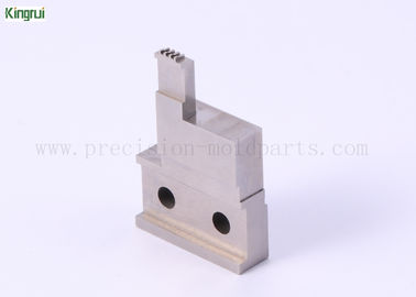 China Custom Injection Mould Precision Cnc Machine Parts With Wire EDM supplier