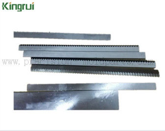 China Straight Food Processing Knives Made HSS Material 200mm Length supplier