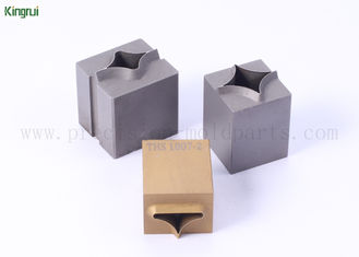 China AUS-8 Material Square Knives To Cut  Paper  6CrW2Si / Cr12MoZ Material supplier