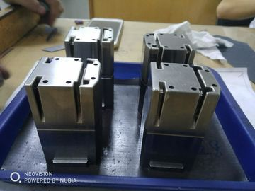 China Laser Engraving Injection Mold Components 0.8kg Each In 1.2343esu Steel supplier