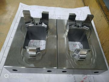 China 1.2343 Steel Precision Plastic Injection Mold Plates by Technical Polished supplier