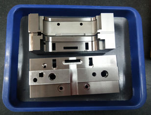 China Customized EDM Spare Parts / Machining Caride Parts Of Sliders For Injection Mold supplier