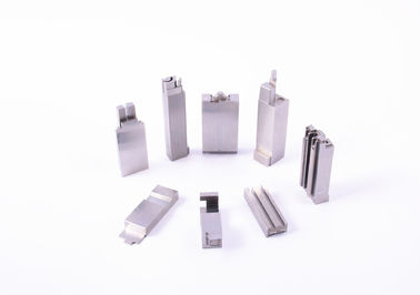 China Mirror Polishing Plastic Precision Automotive Parts Inserts / Mold Spare Parts supplier