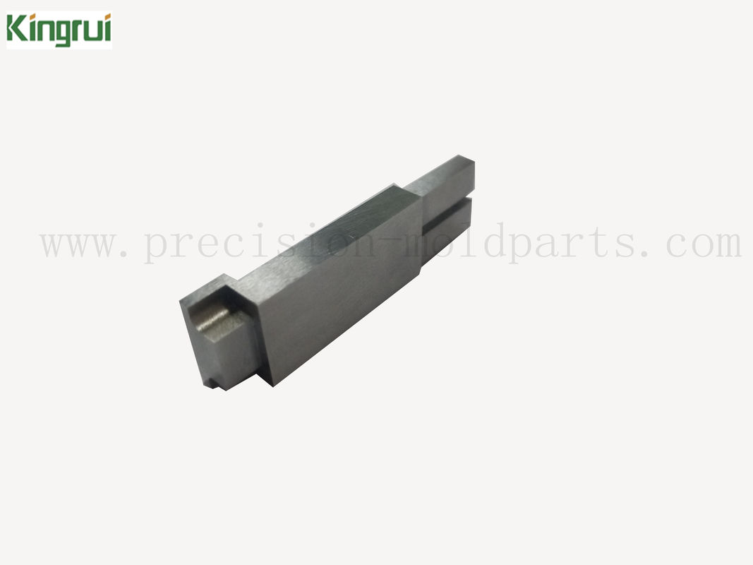 Custom EDM Machining Injection Mold Components for Plastic