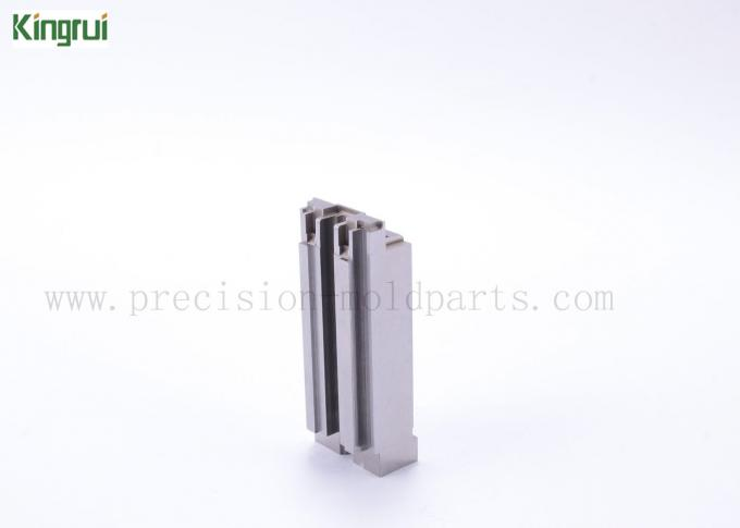 KR003 OEM Precision EDM Spare Parts Rectangle Shape With Tolerance of 0.01mm