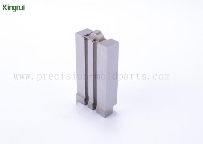 Stainless Steel Precision Mold Components Custom Processing With ISO9001
