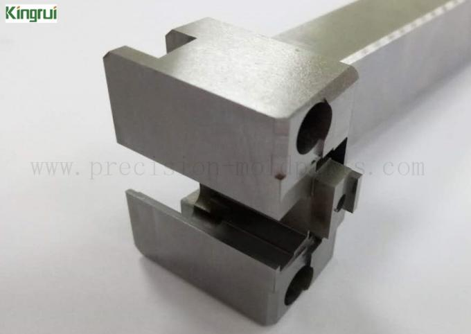 OEM Square Wire EDM Parts Hunk CNC Processing For Many Moulds KR014