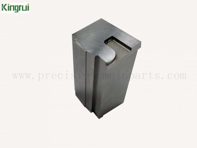 Square Stainless Steel Precision Mold Parts Surface Grinding Machining