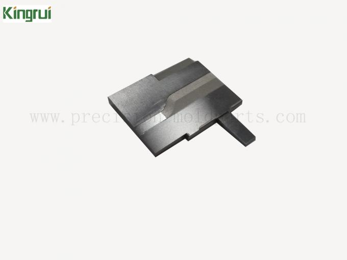 Connector EDM Spare Parts Machining Services ISO9001 2008 Certification 0