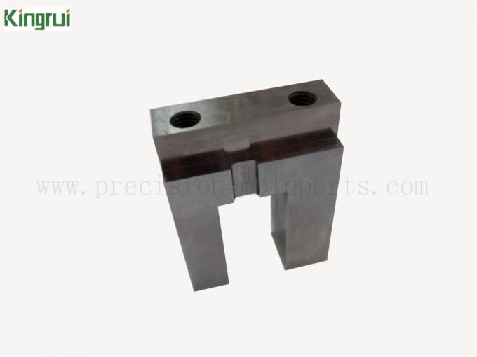Custom Two Lathe Holes Edm Accessories Precision Mchining DC53 Material