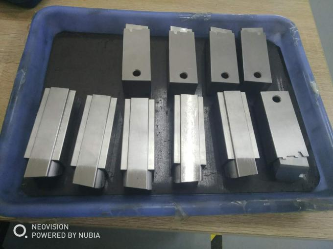 Precision Spark Eroded Mold Spare Parts With Technical Polish In Injection Area