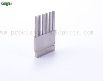 China Mobile / Auto Connector Mold Parts SAARS / Daido Material ISO9001 2008 Certification factory