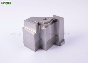 Irregular Shape Wire EDM Mold Parts According to Drawing Machining