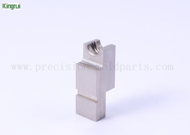 China Head Complex EDM Spare Parts , OEM Processed Precision Mould Parts factory