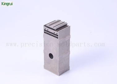 China Customized Auto Connector Standard Mould Parts With DC53 Materail Processing factory