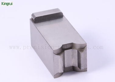 China Custom Precision Automotive Parts Square Precision Machining , Precision Car Parts factory